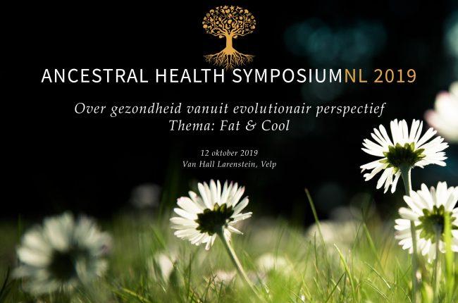 Ancestral Health Symposium 2019 - banner