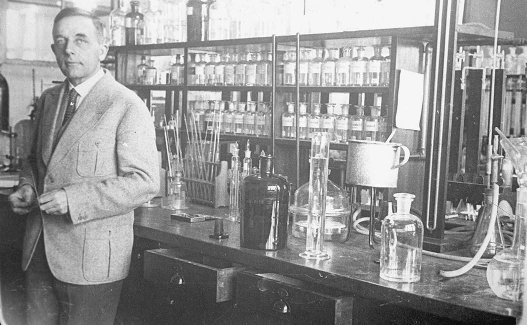 Otto Warburg, 1931